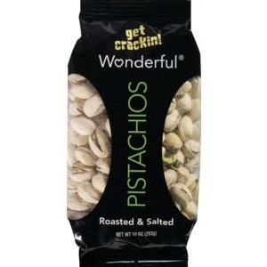 Wonderful Pistachios Roasted and Salted