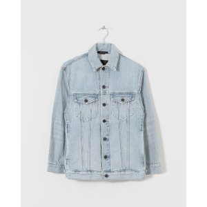 Alexander WangDaze Bleach Denim Jacket