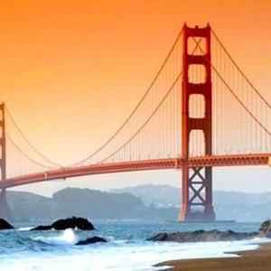 $1238起 含酒店+交通+导游+接送6天加州一号公路跟团游 旧金山出发 6-14人小团