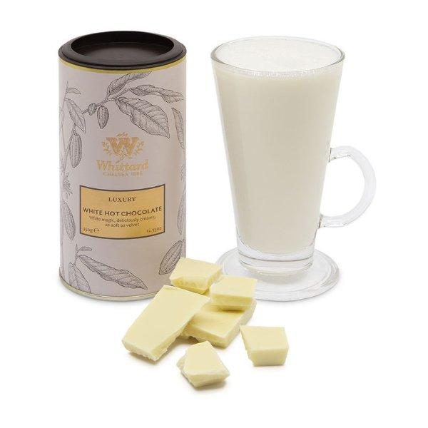 奢华白巧克力