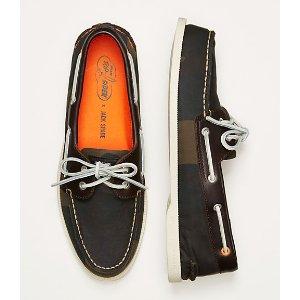 Jack Spade X Sperry®帆船鞋