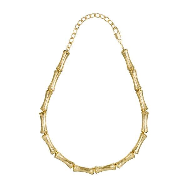 Bamboo 竹节项链