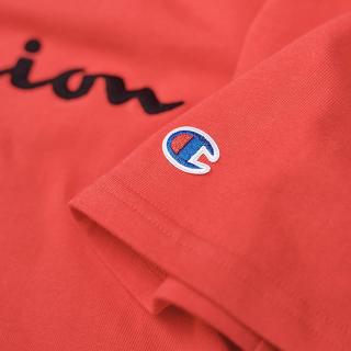 正价7折 Logo短袖£19收Champion 精选潮衣大促  超全配色Logo上衣任你挑