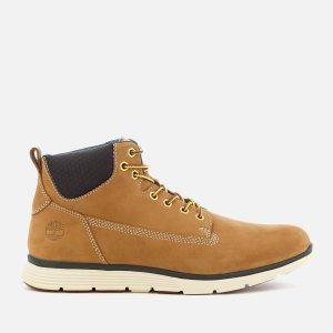 Timberland中帮大黄靴