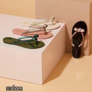 低至$29.97Melissa凉鞋热卖 收Vivian Westwood合作款土星凉鞋