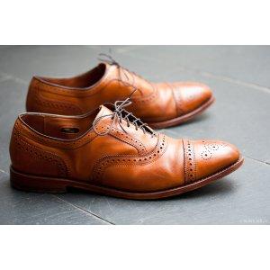总统都喜欢的正装皮鞋!Allen Edmonds 男士正装皮鞋热卖