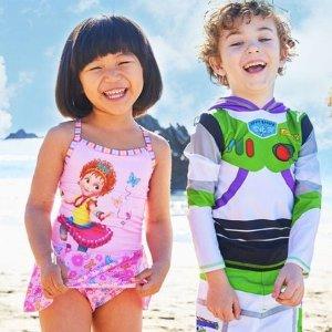 20% Off $50Swimwear & Swim Accessories Purchases @ shopDisney