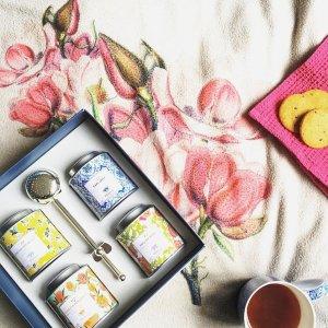 全场8.5折 椰香热巧€8.9Whittard 英伦百年好茶闪促 爱丽丝漫游仙境系列参加