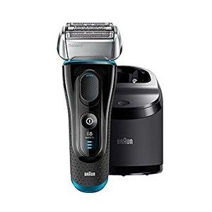 $94.95 (原价$199.97)Braun 5系列 5090 / 5190cc 电动剃须刀 附自动清洁充电底座