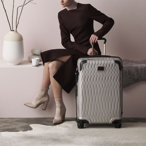 低至5.8折Rue La La 精选TUMI高端行李箱、商务包等旅行配件热卖