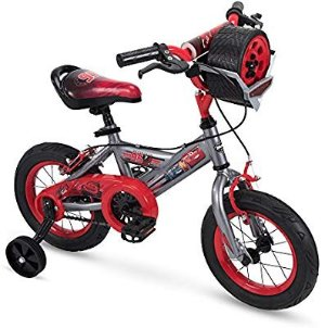 8折 12''适合3-5岁,16''适合4-6岁Huffy 迪士尼图案 12寸和16寸 儿童自行车优惠