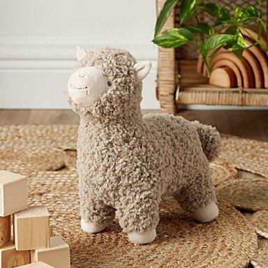 毛绒小绵羊