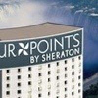 尼亚加拉大瀑布4星级福朋喜来登大酒店 加拿大侧