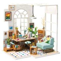 Rolife 木质书房,办公室