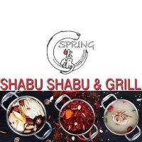 Spring Shabu Shabu and Grill