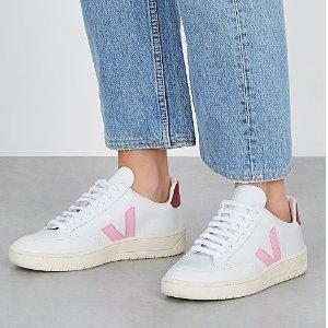 7.5折 V-12小白鞋$93Veja 小白鞋新品专场,经典平底鞋$63起