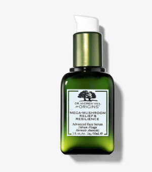 Dr. Andrew Weil for Origins™ Mega-Mushroom Relief & Resilience Advanced Face Serum | Origins