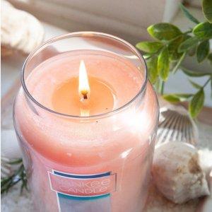 低至6折 €19收柠檬汽水儿Yankee 香氛蜡烛/熏香 提升居家幸福感!你的专属夏日味道