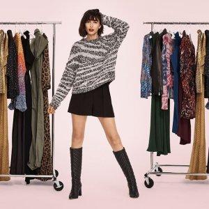 低至5折 $82起Bloomingdale's 设计师品牌美裙热卖,Maje、Sandro也有