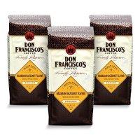 Don Francisco's 榛果口味咖啡粉 3袋装