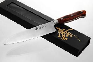 $54.22 (原价$81.82 )史低价:ZHEN VG-10 7英寸日本臻牌刀具特价