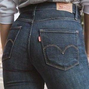 低至5折 $32收311破洞款Levi's 女士牛仔裤、经典牛仔服、飞行员外套等热卖