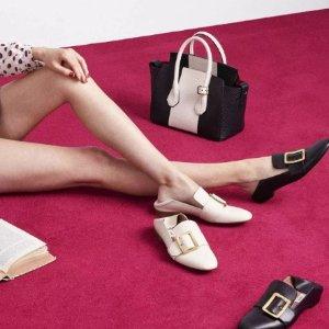 低至5折  圆扣少量补货年中大促:Bally官网 经典穆勒鞋热卖