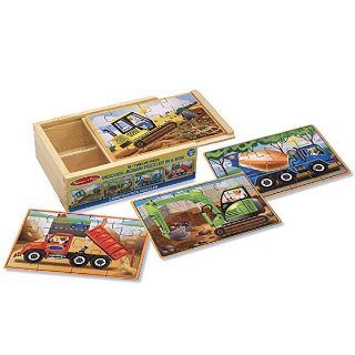 低至4折精选Melissa & Doug、Ravensburger等拼图玩具超值促销