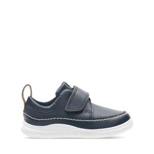 Clarks小童 Cloud Ember 皮鞋