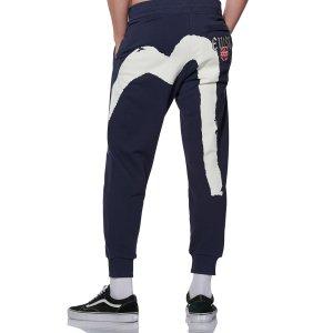 Evisu满4件享额外7.5折大M卫裤
