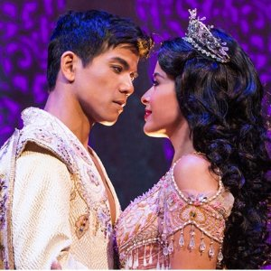 Starting from $85NYC  Aladdin Show Ticket