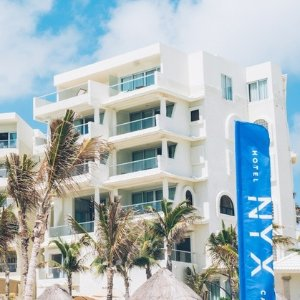 From $479 with Air 3/6-Night All-Inclusive Hotel NYX Cancun Package Sales @Groupon