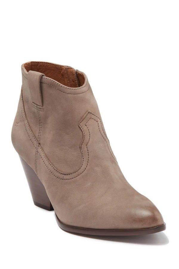 Reina Western 短靴