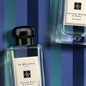 Jo Malone自选香型、刻字、彩色盖子及礼包100ml香水