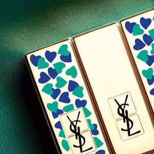 满$100减$20 黑乌鸦香水$95YSL 圣罗兰 彩妆护肤香水特惠 限量彩妆买起来