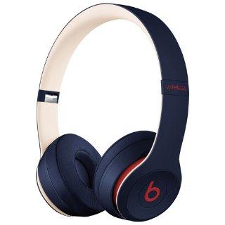 $179.99(原价$249.99)Beats Solo 3 无线耳机 海军蓝新配色 时尚感十足
