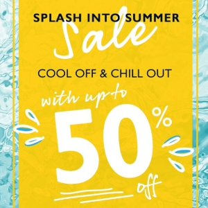 Up to 50% OffSeasonal Delights @ L'Occitane