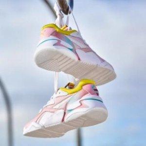 $35起PUMA芭比合作款鞋服热卖 粉嫩少女心