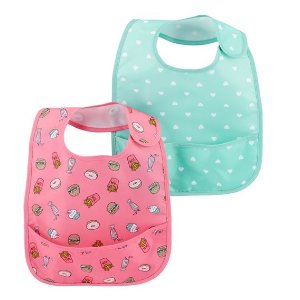 $3.99 & Up Feeding Bibs @ Carter's