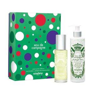 $75 (价值$220 )包邮NM Sisley-Paris  限量版香水套装5.6折热卖 满送5重豪礼
