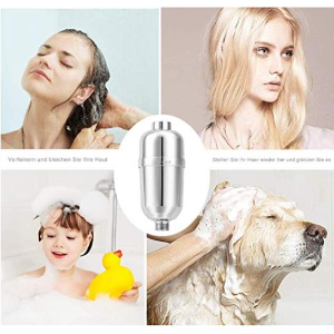 只要€21淋浴过滤器,拯救秀发,秃头少女必备