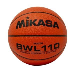 $12.33(Walmart同款$59.61)Mikasa BWL110 标准尺寸竞赛篮球,灌篮高手必备
