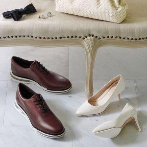 低至4折+额外8折Cole Haan 折扣区美鞋大促 牛津鞋、运动凉鞋$47