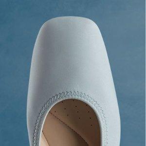 Clarks芭蕾平底鞋