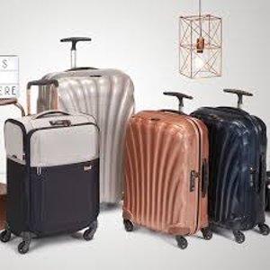 促销 9折 超值登机箱套装£182起Samsonite 英国官网 行李箱套装大促
