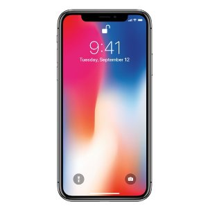 $899.99 (原价$999.99)Apple iPhone X 64GB 手机 深空灰色