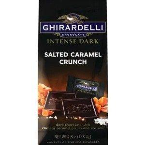 GhirardelliIntense Dark Salted Caramel Crunch