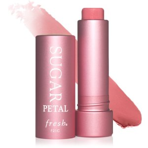Fresh唇膏SUGAR PETAL SPF 15