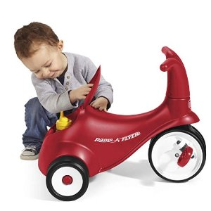 $35.09(原价$59.99)+包邮史低价:Radio Flyer 儿童Scoot 2踏板车