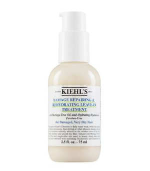 Damage Repairing & Rehydrating Leave-In Hair Treatment  - Kiehl's